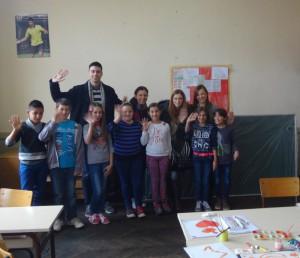 Sa decom u Caglavici (2)