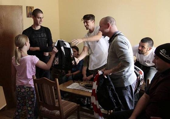 Sa porodicom Sapic u Banjama (1)