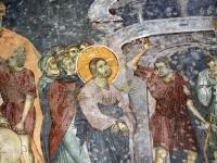 Сцена суда над Христом
