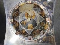 Христос Пантократор Купол храма