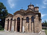 Монастырь Грачаница. Храм Успения Пресвятой Богородицы