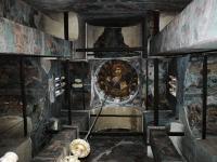 Спас Вседержитель в центральном куполе храма