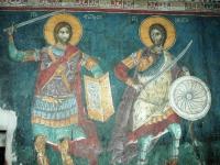 Святые воины Артемий и Никита