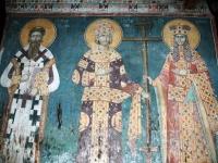 Свт. Савва, св.равноап. Константин и Елена