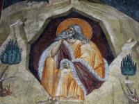 Пророк Илия в пустыни