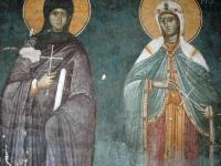 Святые Фекла и Евфимия