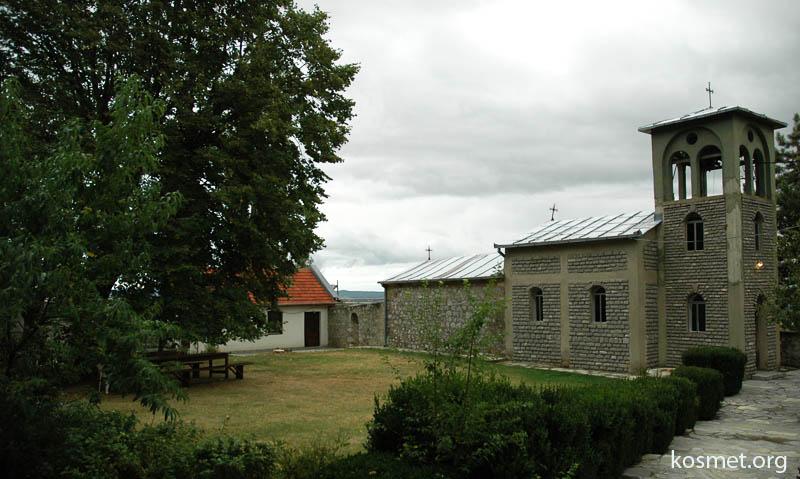 Монастырь Гориоч
